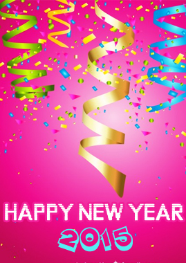 Free New Year Card