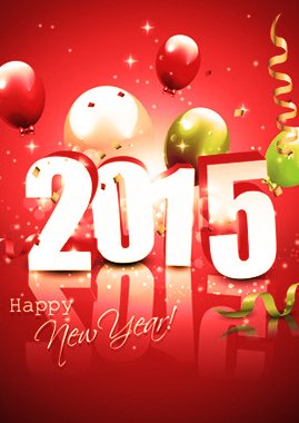 Free Online New Year Card